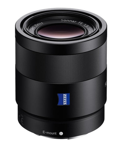 (SALE) Sony Sonnar T* FE 55mm f/1.8 ZA