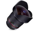 Samyang 14mm F2.8 ED AS IF UMC (Canon EF – Full Frame)