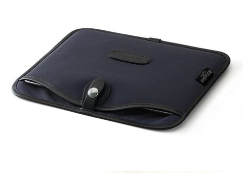 Billingham Tablet Slip (Black with Black)