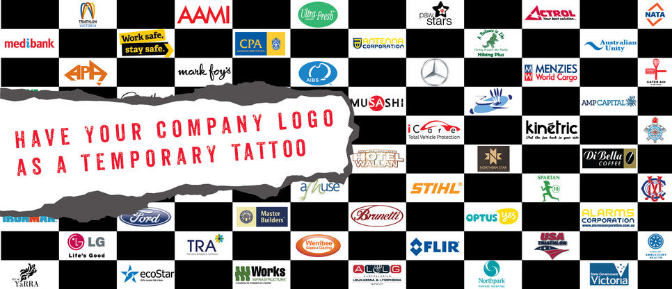 Corporate tattoos
