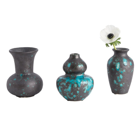 Sanders Vases, Set of 3