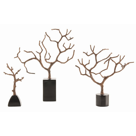 Banyan Sculptures, Set of 3