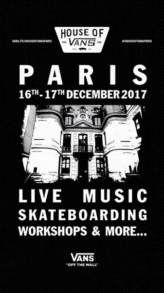 House of Vans Paris