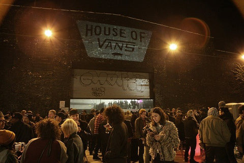 House of Vans Brooklyn