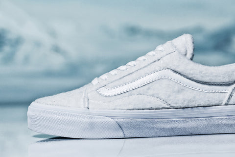 Vans Old Skool Polar Bear