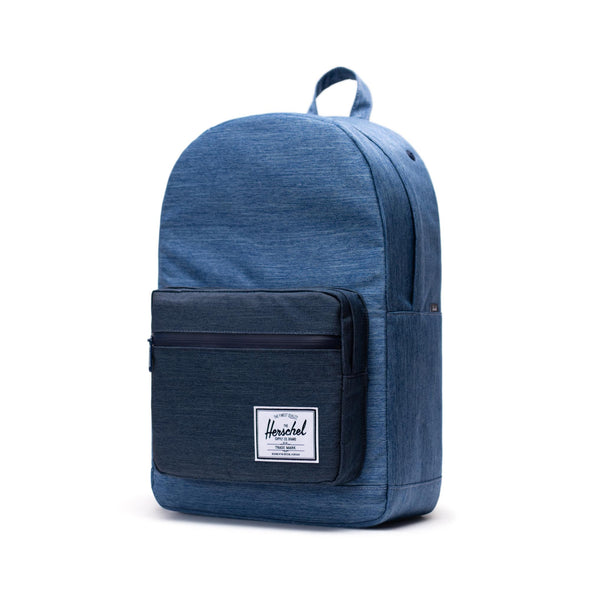 Mochila Herschel Pop Quiz Faded Denim/Indigo Denim