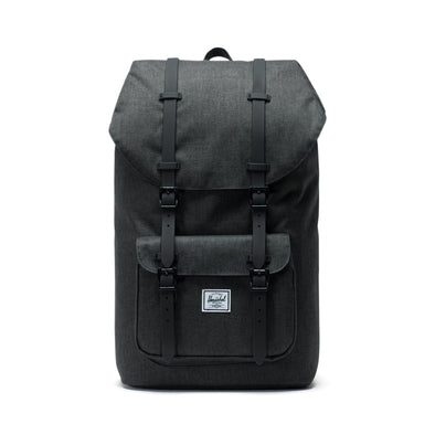 Mochila Herschel Herschel Little America Black Crosshatch/Black