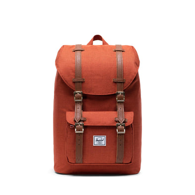 Mochila Herschel Little America Mid-Volume Picante Crosshatch