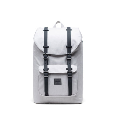 Mochila Herschel Little America Mid-Volume Vapor Crosshatch