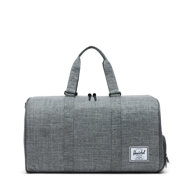 Herschel Novel Raven Crosshatch