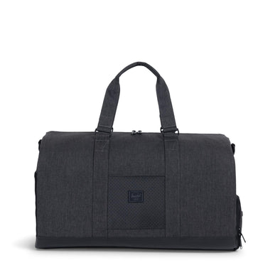 Herschel Novel Black Crosshatch/Black/White - Aspect