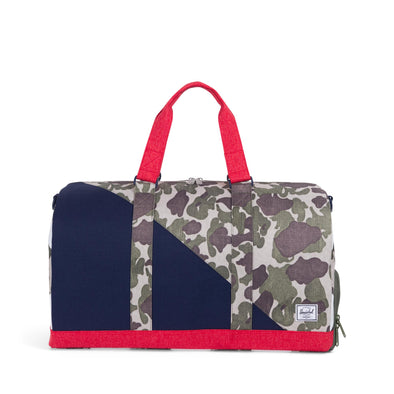 Herschel Novel Frog Camo/Barbados Cherry/Polka Dot  - Kaleidoscope