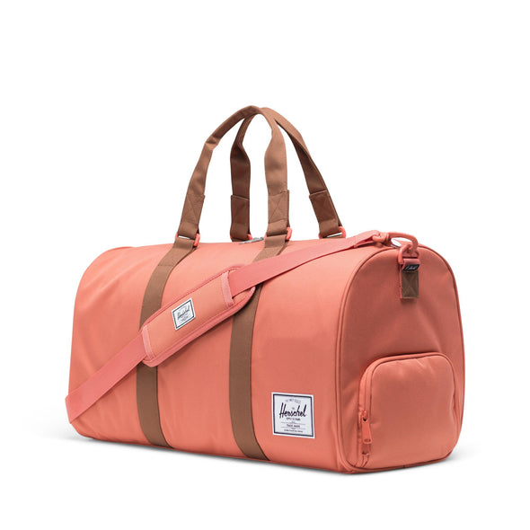 Herschel Novel Apricot Brandy/Saddle Brown