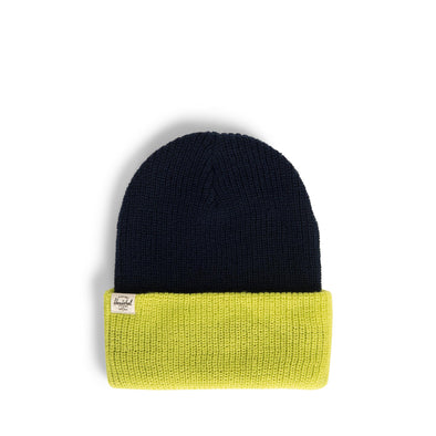 Gorro Herschel Quartz Navy/Evening Primrose