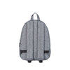 Herschel Sydney Mid-Volume Scattered Raven Crosshatch/Black Rubber