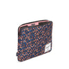 Herschel Anchor Sleeve for Macbook Black Mini Floral
