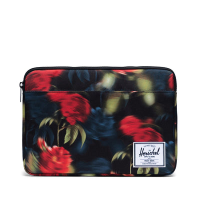 Herschel Anchor Sleeve for MacBook Blurry Roses