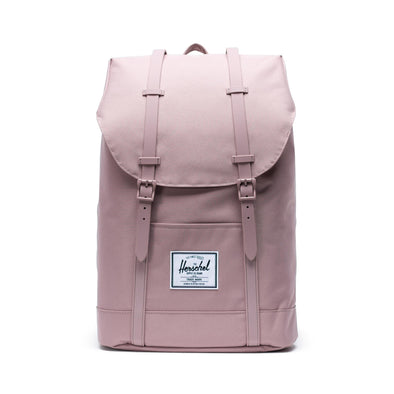 Mochila Herschel Retreat Ash Rose