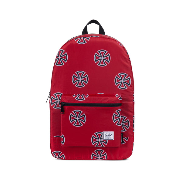Herschel Packable Daypack Red - Independent