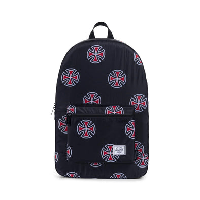 Herschel Packable Daypack Black - Independent