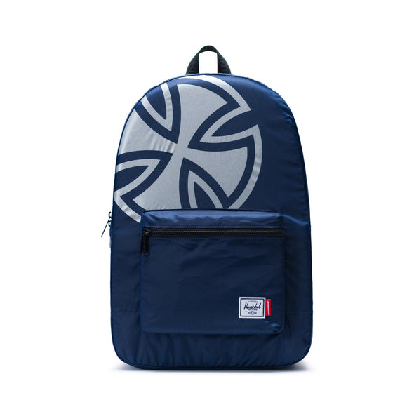 Herschel Packable Daypack Medieval Blue - Independent