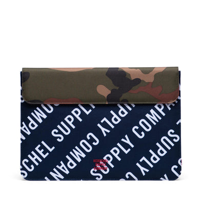 Herschel Spokane Sleeve for MacBook Roll Call Peacoat/Woodland Camo