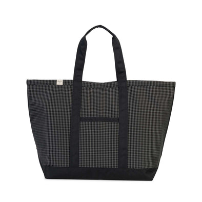 Herschel Bamfield Black Grid