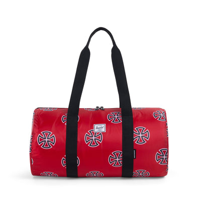 Herschel Packable Duffle Red - Independent