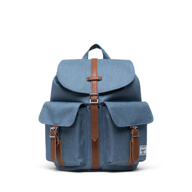 Mochila Herschel Dawson Small Blue Mirage Crosshatch