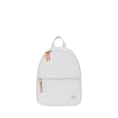 Mochila Herschel Town Womens Light Grey Crosshatch