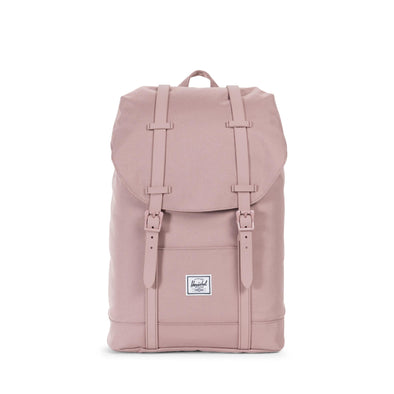 Mochila Herschel Retreat Mid-Volume Ash Rose