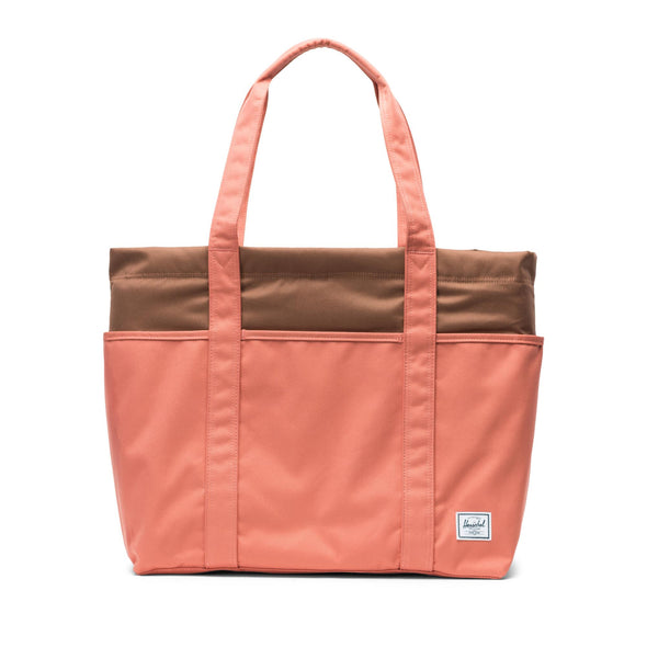 Herschel Terrace Apricot Brandy/Saddle Brown