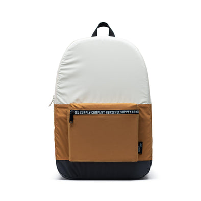 Mochila Herschel Day/Night Daypack Black/Buckthorn Brown/Overcast - Reflective