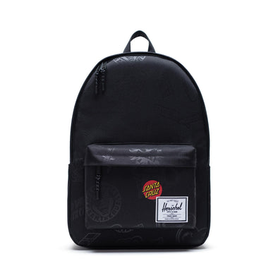 Mochila Herschel Classic X-Large Black Speed Wheels - Santa Cruz
