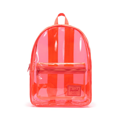 Mochila Herschel Classic X-Large Hot Coral - Clear Bags