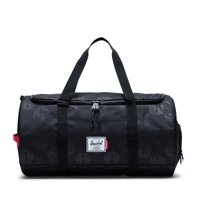 Herschel Sutton Carryall Independent Multi Cross Black - Independent