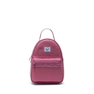 Mochila Herschel Nova Mini Heather Rose - Woven