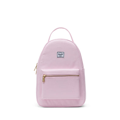 Mochila Herschel Nova Small Pink Lady Crosshatch