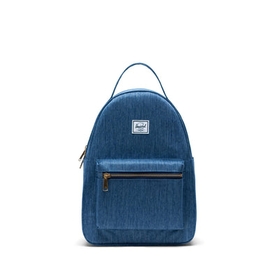 Mochila Herschel Nova Small Faded Denim