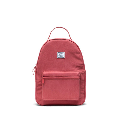 Mochila Herschel Nova Small Mineral Red - Cotton Casuals