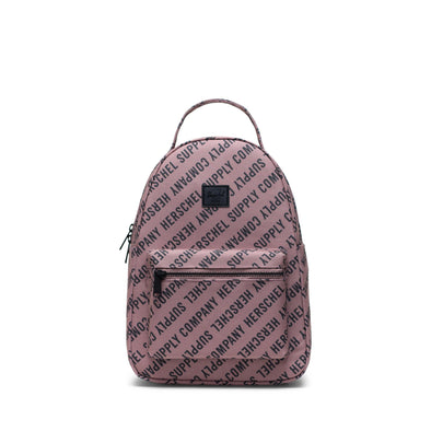Mochila Herschel Nova Small Roll Call Ash Rose