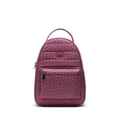 Mochila Herschel Nova Mid-Volume Deco Rose Roll Call - Quilted