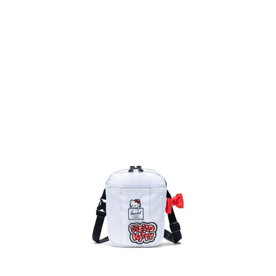 Herschel Cruz White - Hello Kitty