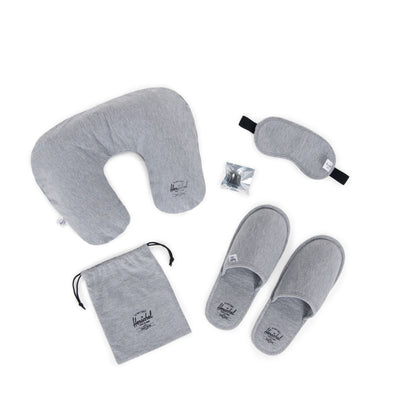 Herschel Amenity Kit Heathered Grey