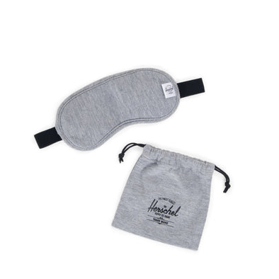 Herschel Eye Mask  Heathered Grey
