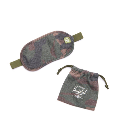 Herschel Eye Mask  Woodland Camo