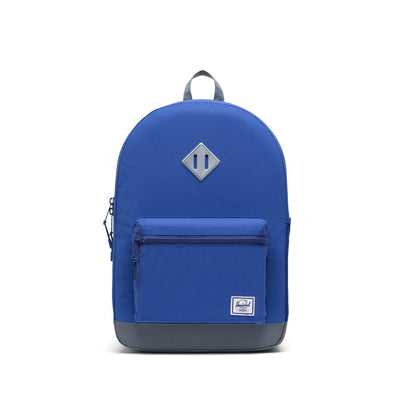 Mochila Herschel Heritage Youth X-Large Blue/Silver - Reflective