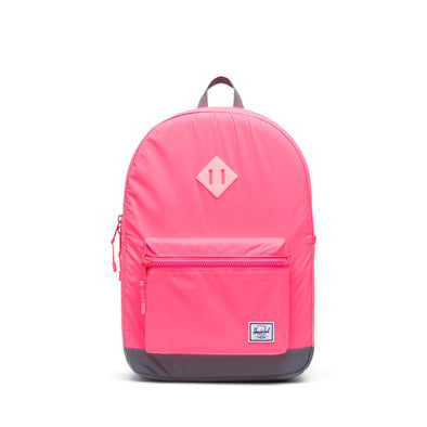 Mochila Herschel Heritage Youth X-Large Pink/Silver - Reflective