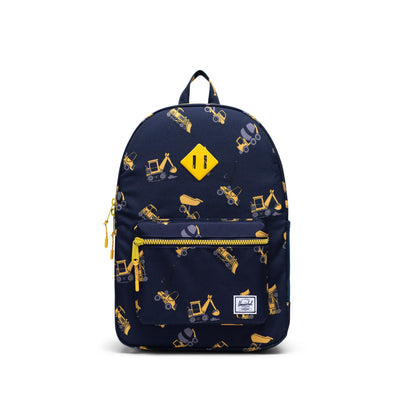 Mochila Herschel Heritage Youth X-Large Construction Zone