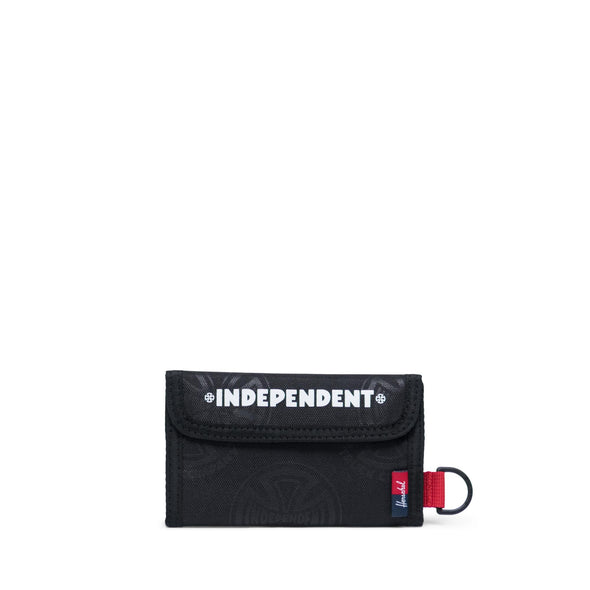 Carteira Herschel Independent Fairway Independent Multi Cross Black - Independent
